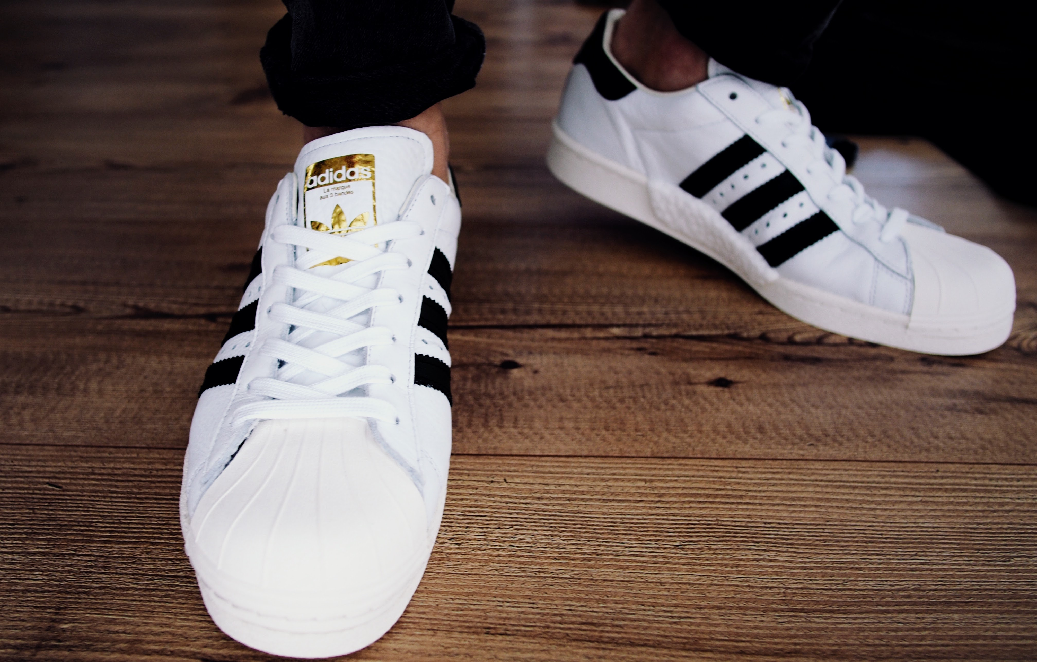 The Revival of the Adidas Superstars