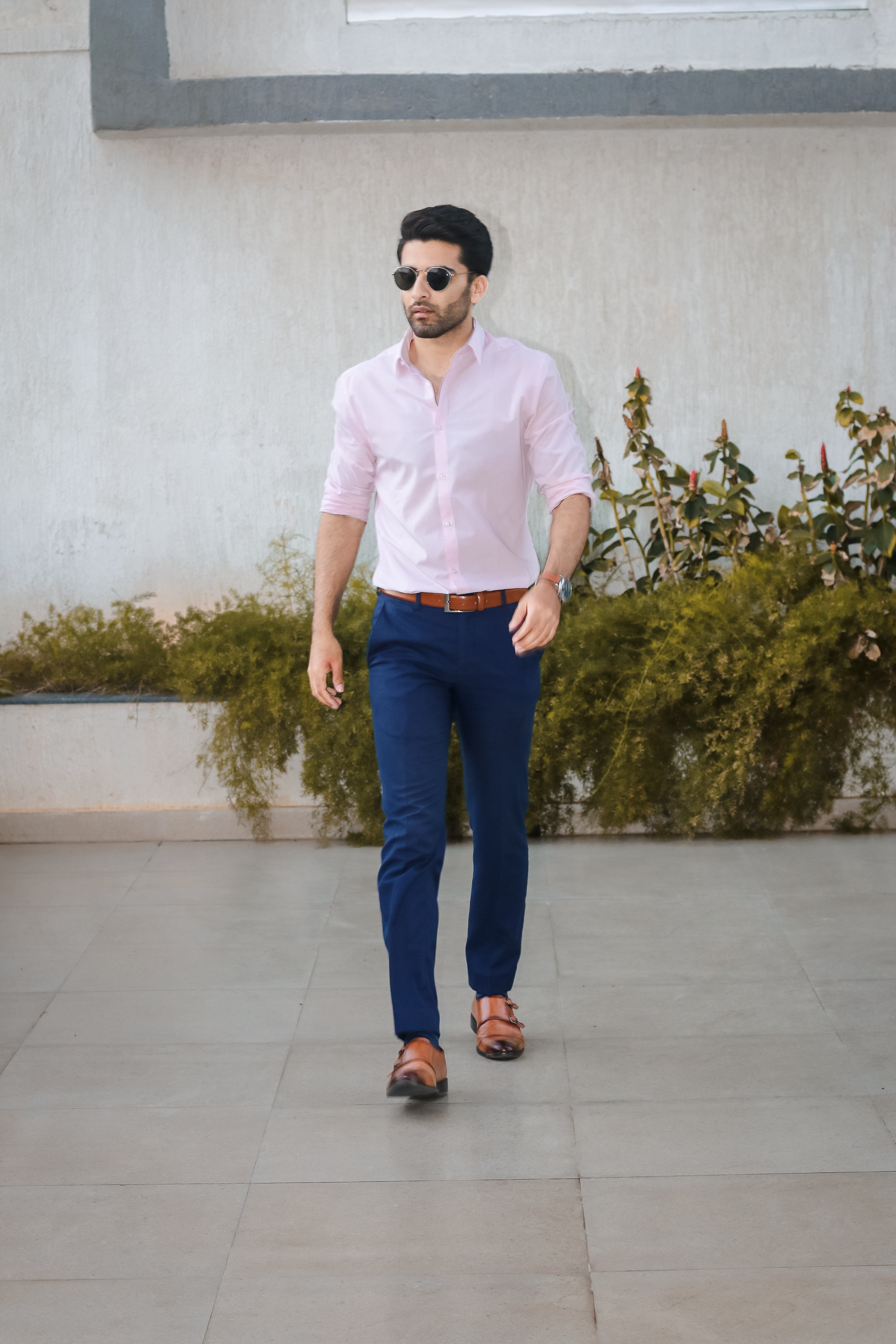 Pink Shirt Style Guide for Men